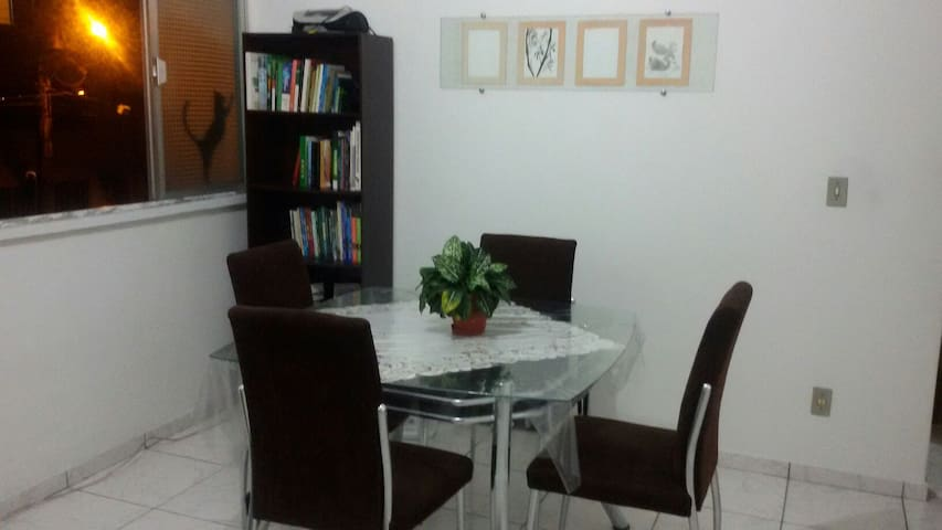 Bedroom - great localization - Manaus - Appartamento