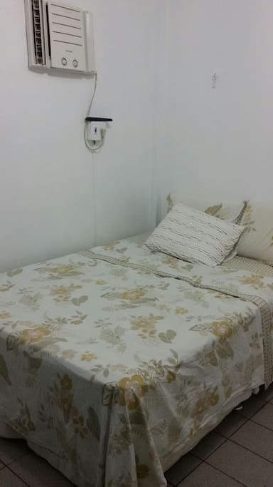 Double bed - Room