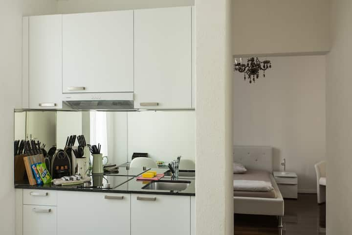 38R Lovely Apartment in the Heart of Luzern