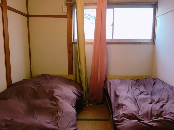yado & kissa UGO HUB <Female-only shared room>