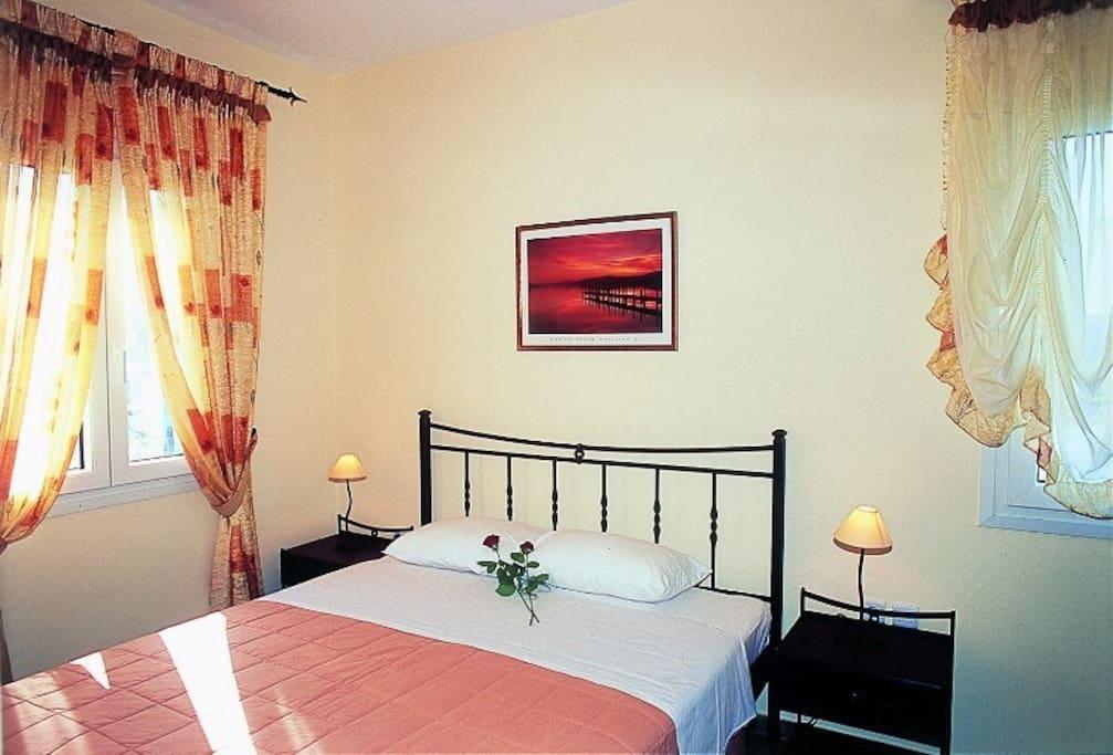 Livanios superior sea view apartment