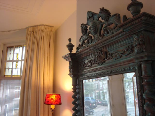 Stylish room in classic townhouse - The Hague