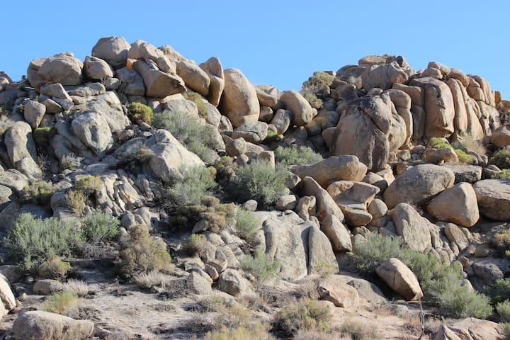 Boulders to Explore