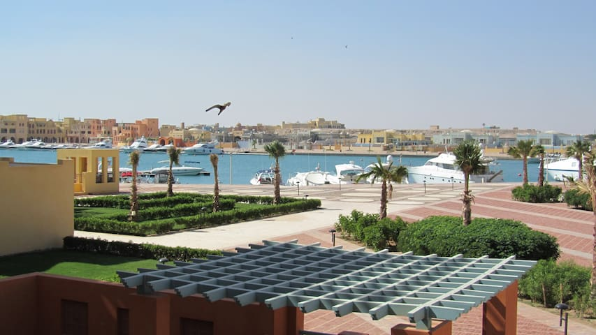 Luxury Marina Apartment El Gouna - El Gouna - Apartment