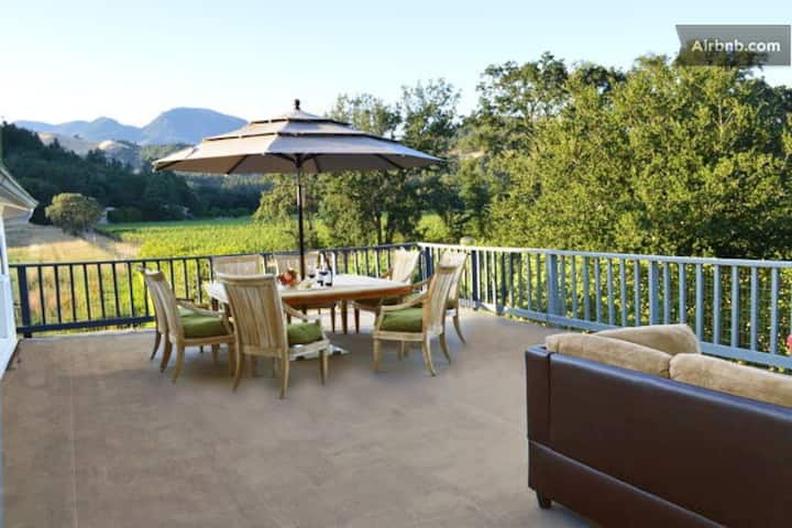 Vineyard Suite, Magnificent Views