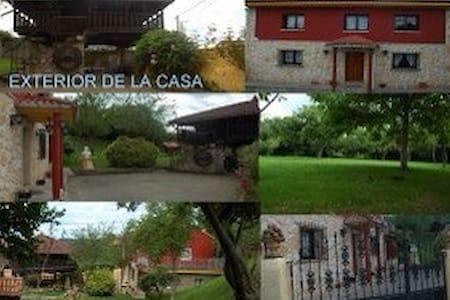 CASONA TÍPICA ASTURIANA CON HORREO  - Pañeda Nueva