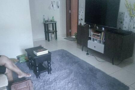 Apartamento para acomodações rápidas.