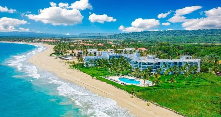 Luxury Beachfront in Cabarete Bay - Cabarete - Wohnung