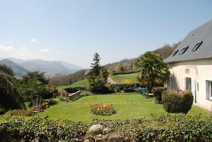 Superbe gîte rural près de Lourdes - Bourréac - Dom