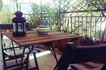 Balcony Coffee Table