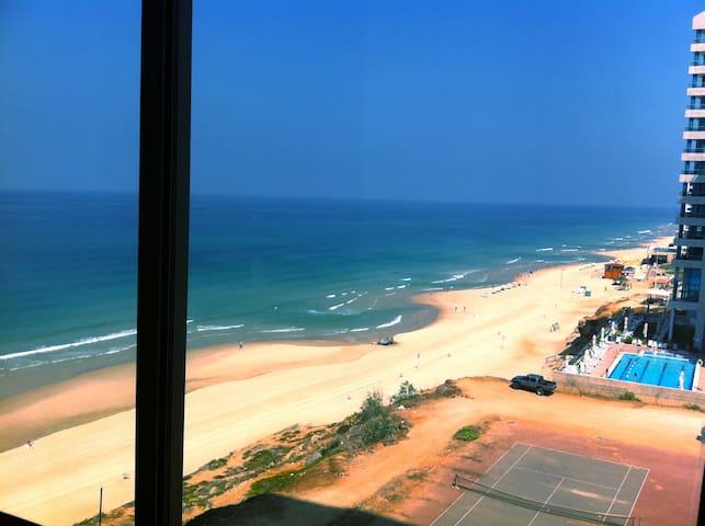 Beautiful beach Apt in Herzeliya - Herzliyya - Byt