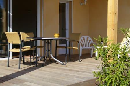 Les villas de Lava 2 Pces A.  plage à 150 m - Appietto
