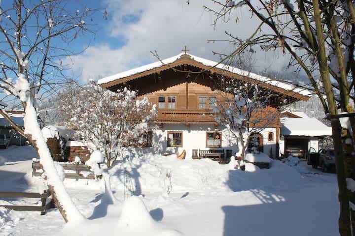 Gemütliches Appartement in Pistennähe in Tirol
