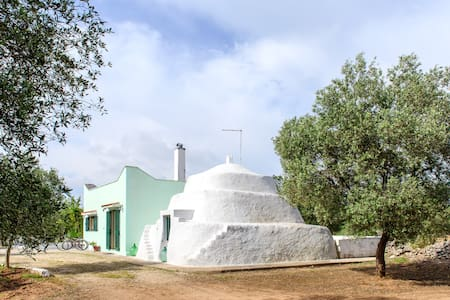 Atrullo,Trullo Saraceno, Apulia Sea - San Vito dei Normanni - 별장/타운하우스