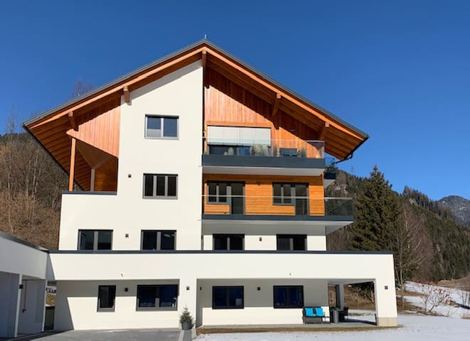 Sprungschanze Haus - affordable luxury in Murau!