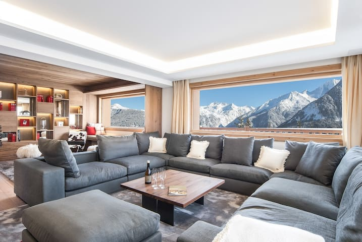 Chalet Le 1550: Brand new & cosy chalet