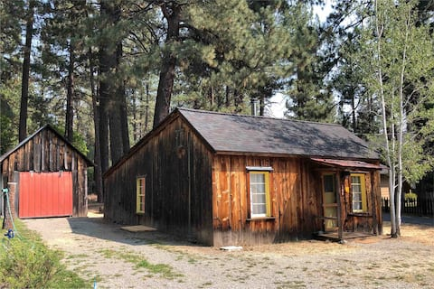 Just Launched! Clio Cabin near the Feather River