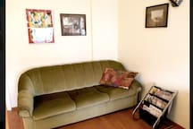 2nd pull-out sofa