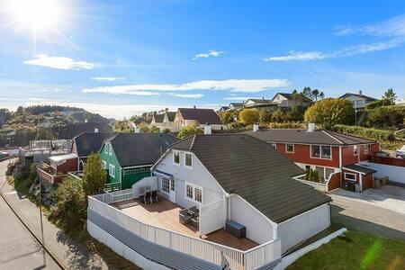 LOFTLEILIGHET 30 MIN FRA FLESLAND - Fjell - Apartment