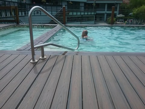 POOLS, HOT TUBS... ARE CLOSED TIL FURTHER NOTICE