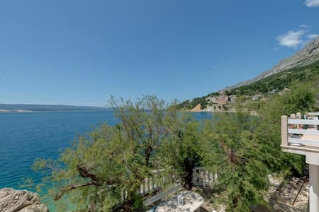 Top apartment right at the sea - Mimice - Διαμέρισμα