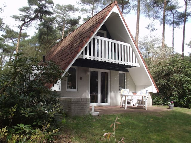 Volop genieten in bungalow de Valk - Ommen - Bungalov
