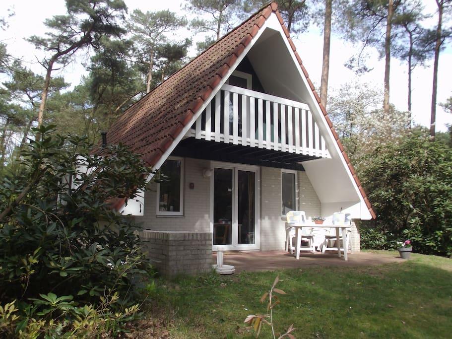 Ommen bungalow de valk bungalows louer ommen for Magnifique ommen