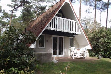 Volop genieten in bungalow de Valk - Ommen - Bungalo