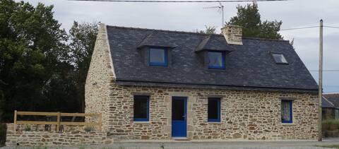 Maison de campagne avec vue sur la Vilaine