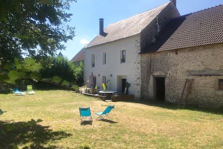 Maison de caractère au sud de Paris - Estouches