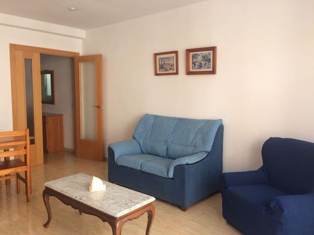Apartamento en el centro de Torreblanca