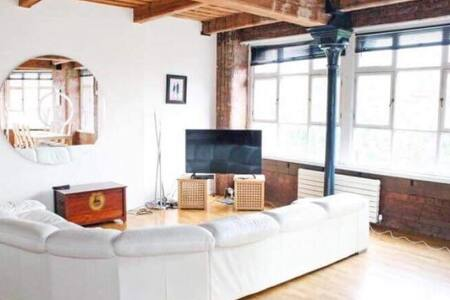 Manchester Penthouse  2000 sq ft