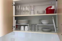 Fully self contained kitchenette