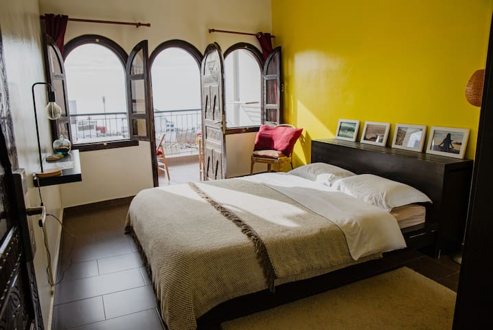 Taghazout Serviced Apartment & ocean view