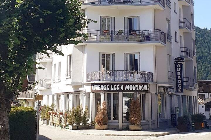 Privatisation de l'hôtel jusqu'à 24 personnes