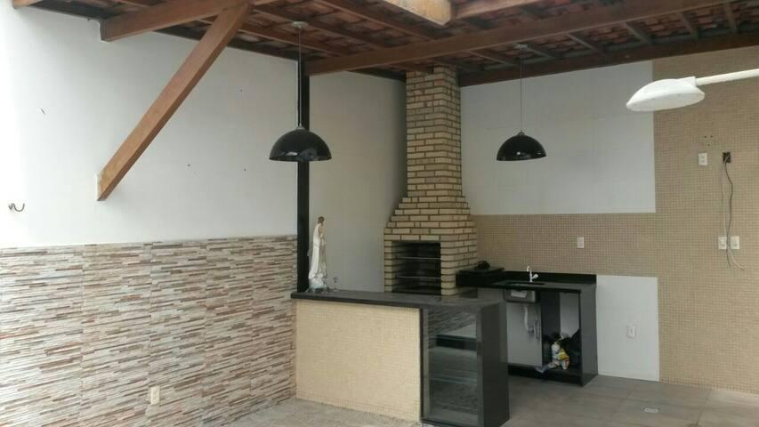 Excelente casa para temporada - Campina Grande - Casa