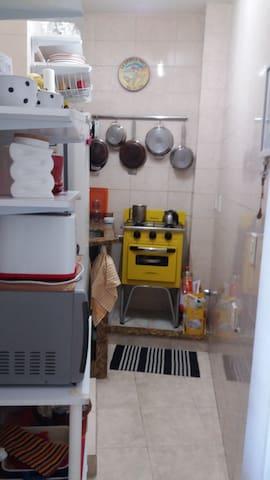 Despojado e aconchegante - Rio de Janeiro - Apartament