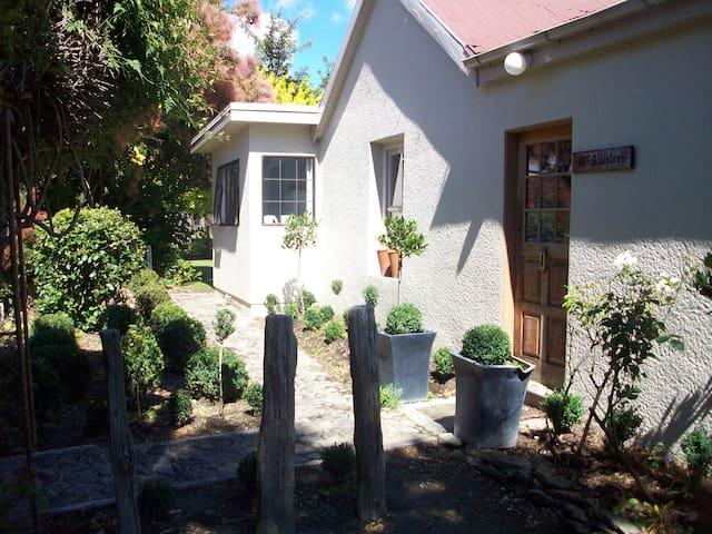 McAllister Historic Cottage - Arrowtown - House
