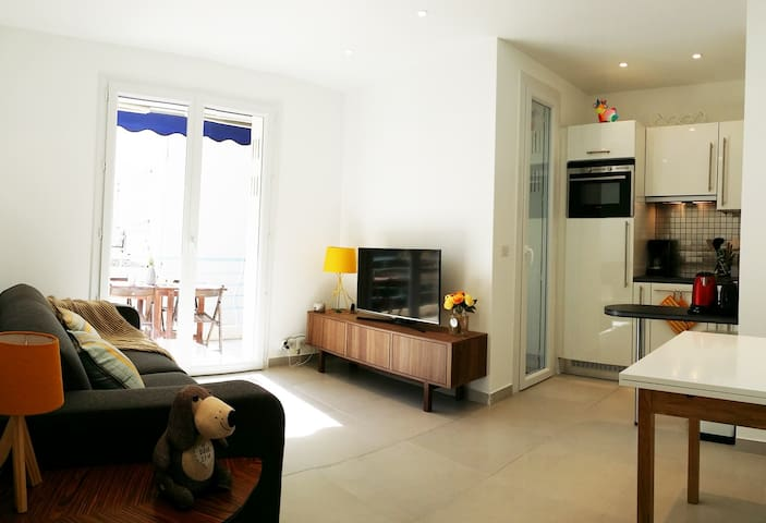 Cosy Apartment Croisette at Palm Beach - Cannes