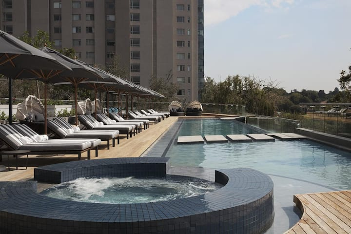Stunning apartment with all amenitites (Sandton)