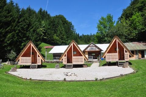 Wooden Cabin ERAZEM