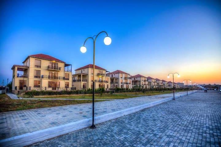 Apartment at Delmar Residence, Buzovna