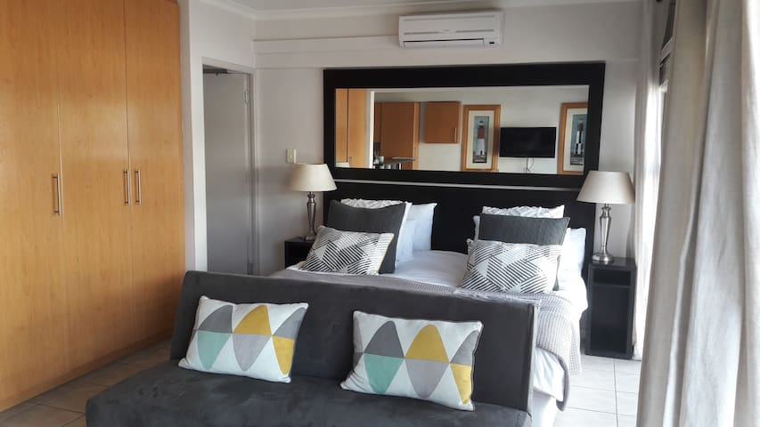 Concord Apartment in Stellenbosch's historic core