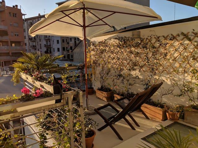 Comfortable loft - Ideal for the Milan Design Week