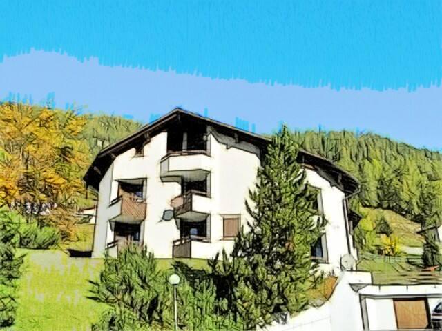 Alpetta - Samaden - Wohnung