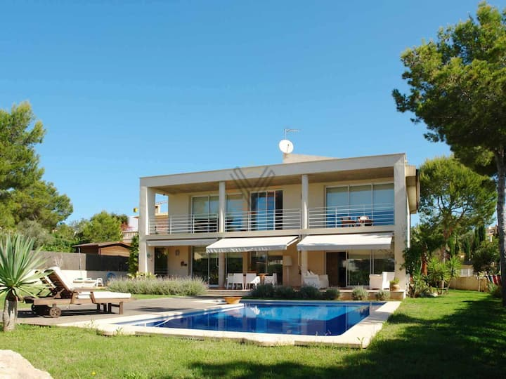 Suca, holiday villa in Santa Ponsa, Mallorca