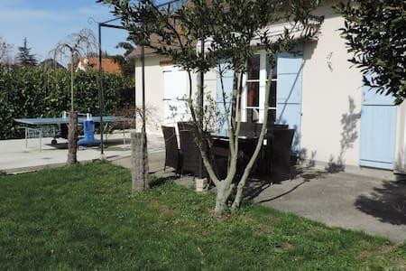 maison au calme tout confort - Loire à Vélo - Poilly-Lez-Gien - Casa
