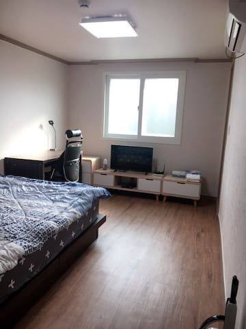 Brand New Apartment in Jinhae Area #303 - Jinhae - Serviced flat