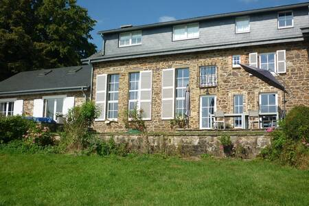 Very charming and cocoon house, perfect for family holidays