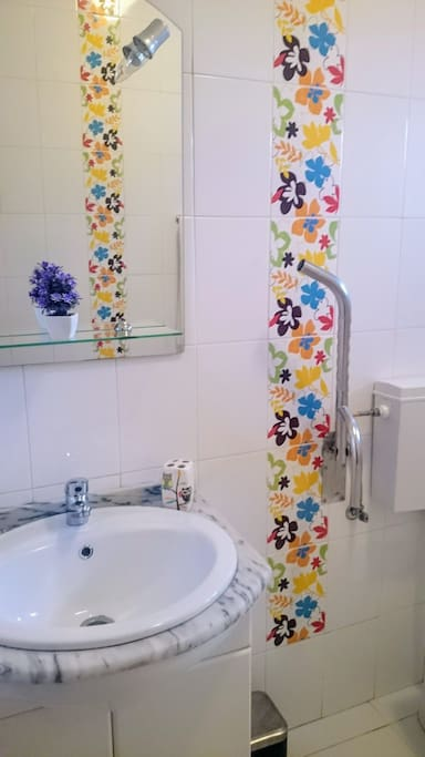 Casa de banho / toilette